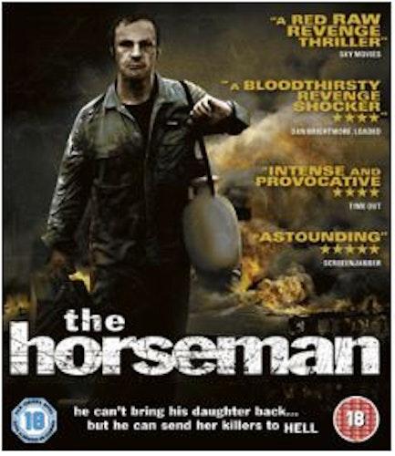The Horseman bluray (import)