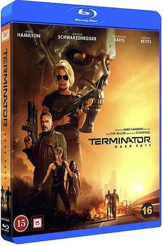 Terminator: Dark Fate bluray