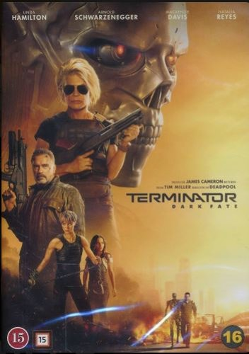 Terminator (2019) - Dark Fate DVD