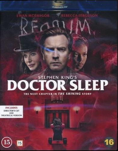 Stephen King -Doctor Sleep Blu-Ray