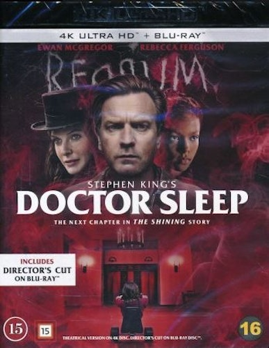 Stephen King - Doctor Sleep 4K Ultra HD bluray