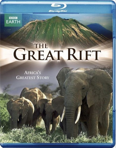 The Great Rift Blu-Ray (import)