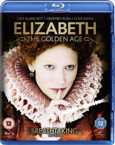 Elizabeth - The Golden Age (Blu-ray) (Import Sv.Text)