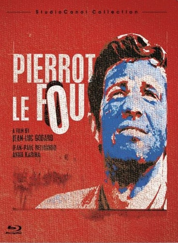Pierrot Le Fou (Blu-ray) (Import Sv text)