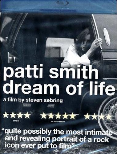 Patti Smith: Dream of life (Blu-ray) (Import)