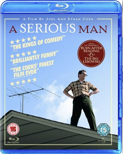 A Serious Man (Blu-ray) (Import)
