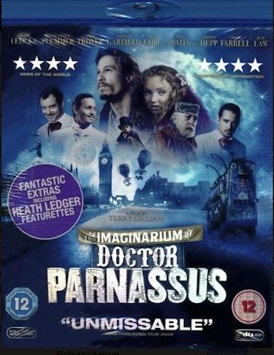 The Imaginarium of Doctor Parnassus (Blu-ray) (Import)