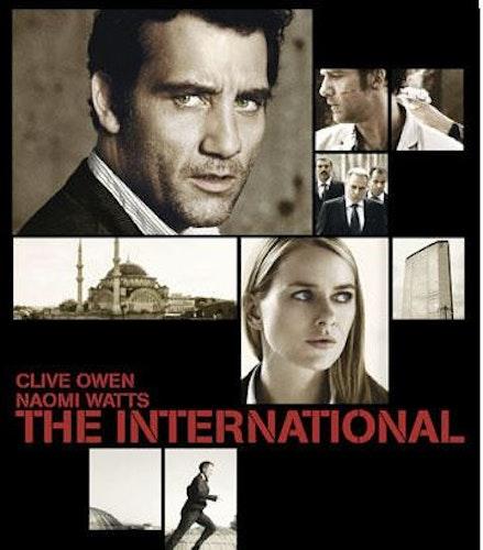 The International Blu-Ray (import Sv text)