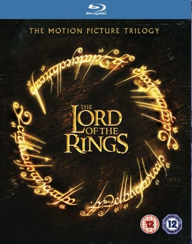 The Lord Of The Rings - Trilogy (6 Disc) Blu-Ray (import)