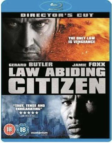 Law abiding citizen (Blu-ray) (Import)