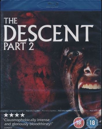 The Descent: Part 2 (Blu-ray) (Import)