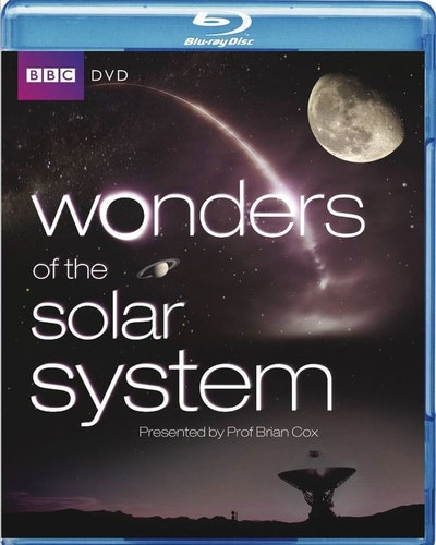 Wonders of the Solar System (Blu-ray) (2-disc) (Import)