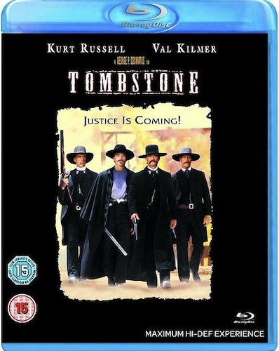 Tombstone (Blu-ray) (Import Sv.Text)