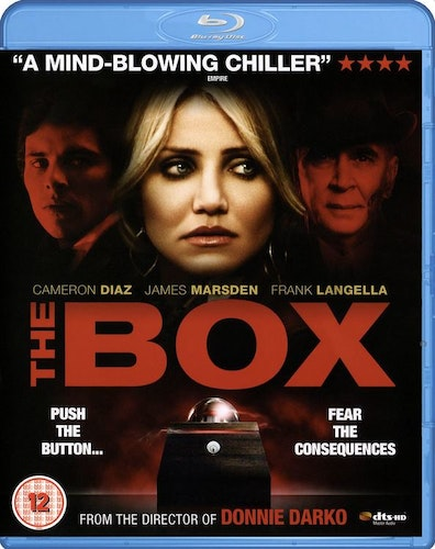 The Box (Blu-ray) (Import)