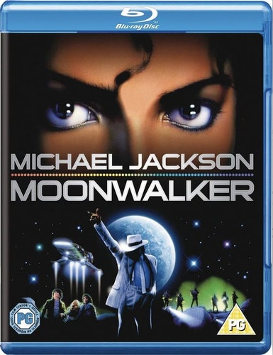 Moonwalker (Blu-ray) (Import Sv.Text)