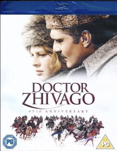 Doktor Zjivago (Blu-ray) (Import Sv.Text)