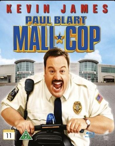Paul Blart - Mall Cop (Blu-ray) import