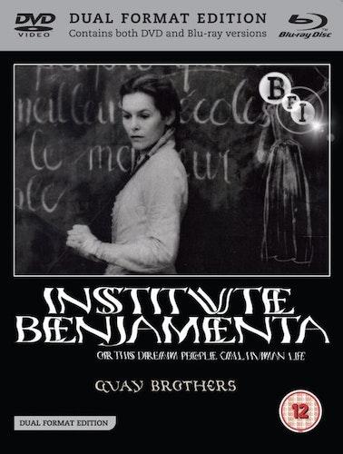 Institute Benjamenta or This dream that one calls human life (Blu-ray + DVD) (Import)