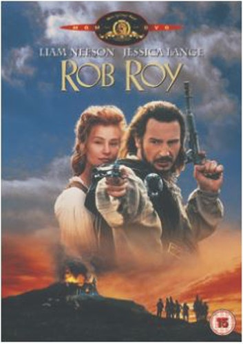 Rob Roy (Import Sv.Text)
