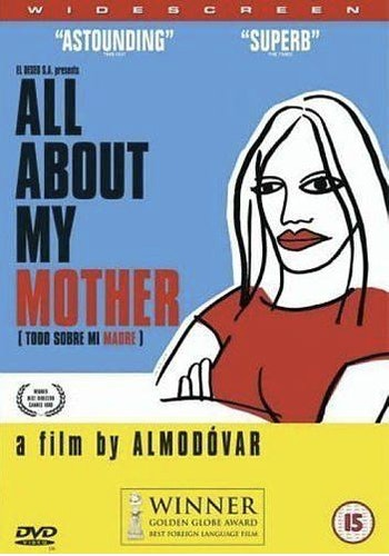 All About My Mother DVD (import)