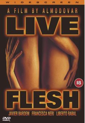 Live Flesh DVD (import)