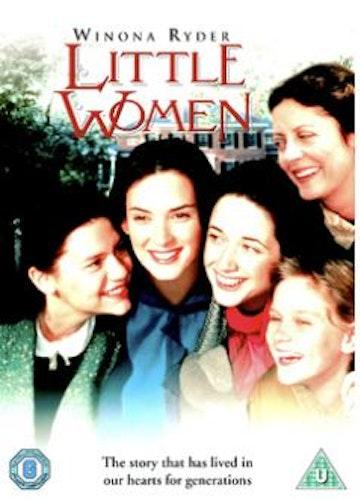 Little Women DVD (import Sv text) 1994