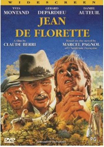 Jean De Florette DVD (import)