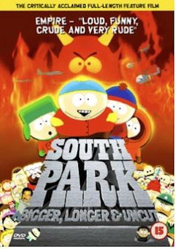South Park: Bigger, Longer & Uncut (Import)