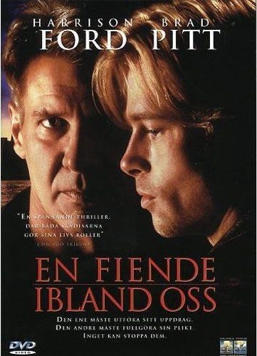 En Fiende Ibland Oss DVD (beg)