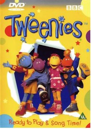 Kom och lek med Tweenies DVD (import)