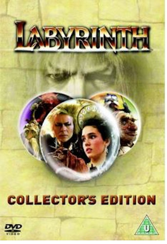 Labyrinth - Collector's Edition DVD