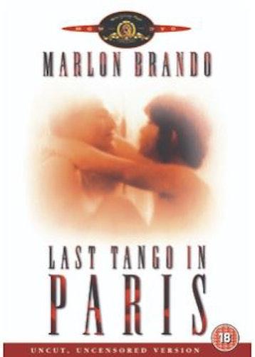 Last Tango In Paris DVD (import Sv text)