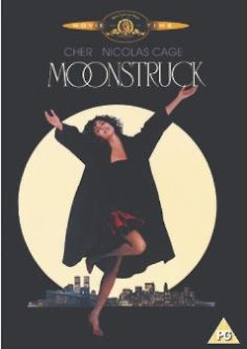 Moonstruck/Mångalen (Import Sv.Text)