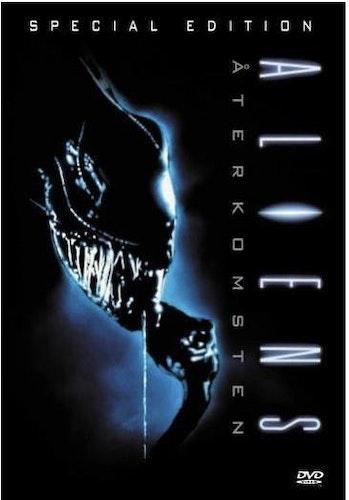 Aliens 2 - Återkomsten DVD