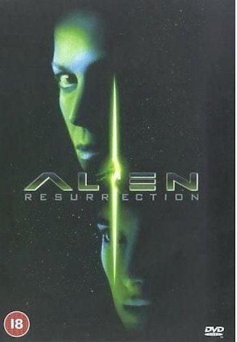 Alien Resurrection DVD