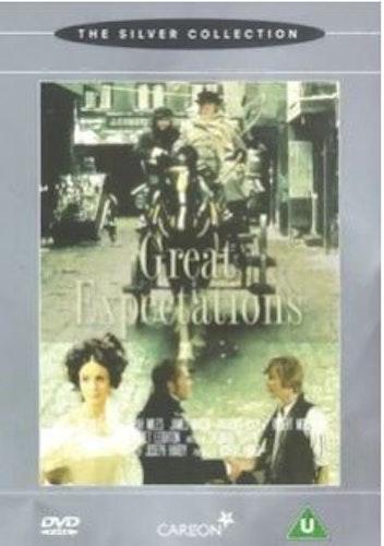 Great Expectations DVD  från 1974