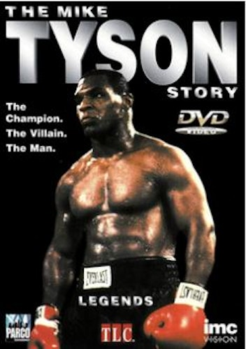 The Mike Tyson Story DVD (import)