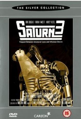 Saturn 3 DVD (import)