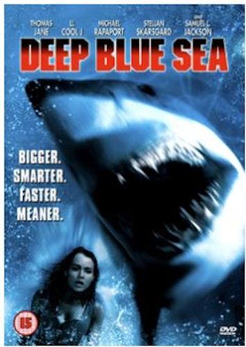 Deep Blue Sea DVD (import)