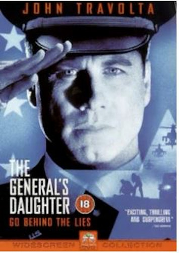 The General's Daughter DVD (import)