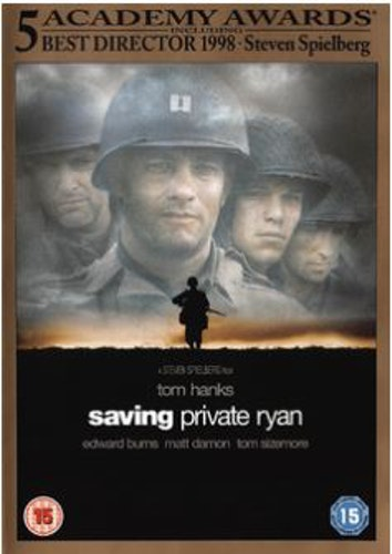 Saving Private Ryan/Rädda menige Ryan DVD