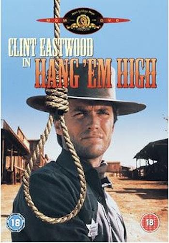 Häng Dom Högt/Hang 'em High DVD (Import)