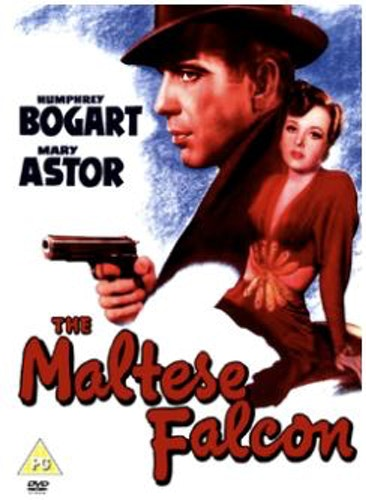 The Maltese Falcon DVD från 1941 (import)