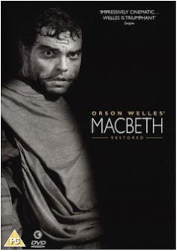 Macbeth DVD från 1948 (import)