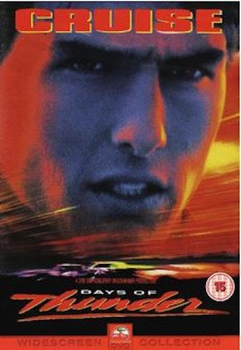 Days Of Thunder DVD (import Sv. text)