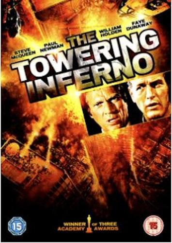 Skyskrapan brinner/Towering Inferno DVD (Import)