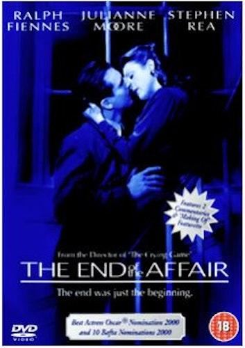 The End Of The Affair från 1955 DVD (import)