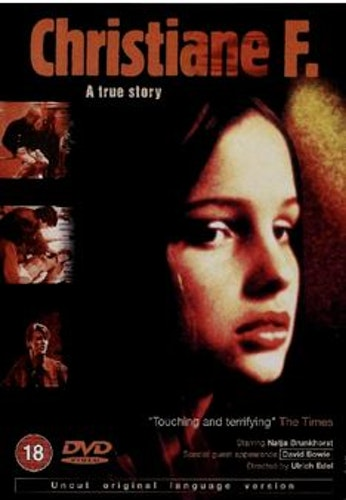 Christiane F DVD (import)