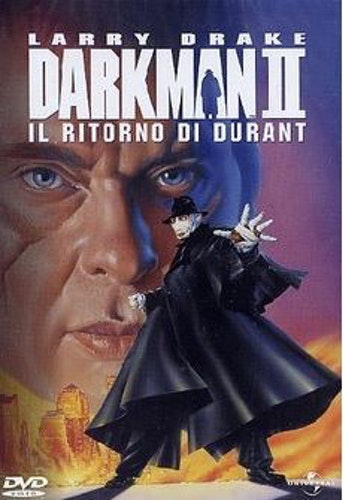 Darkman II - Return Of Durant DVD (import)