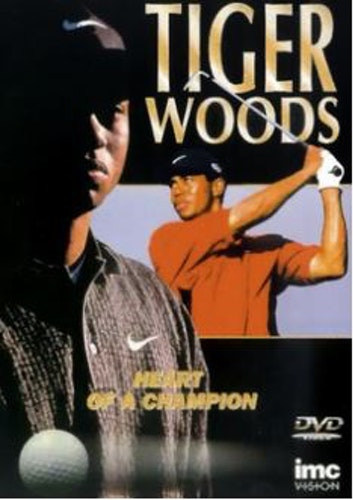 Tiger Woods - Heart Of A Champion DVD (import)
